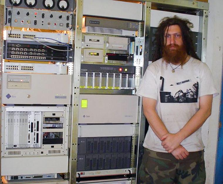 Типичный системный администратор