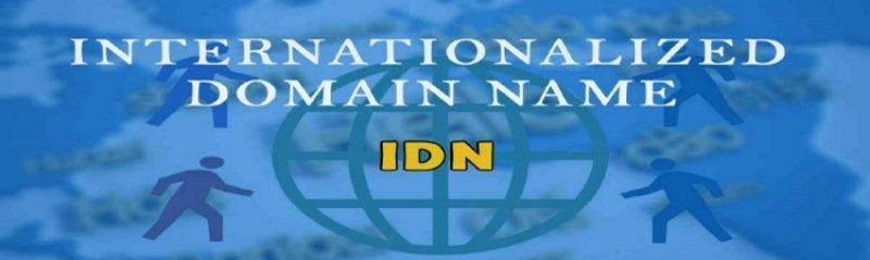 IDN домены