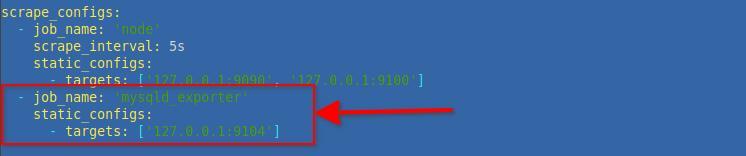 добавление службы в файл конфигурации
